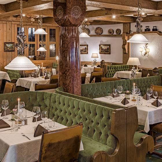 Uriger Restaurant Saal