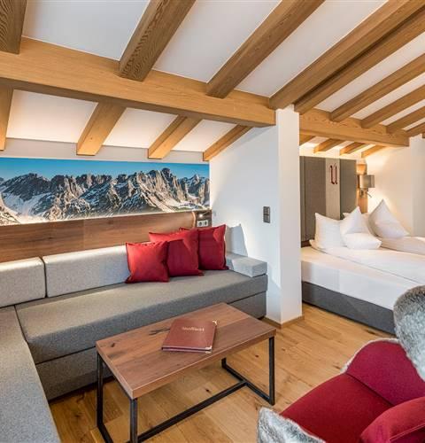 Hotel room Unterwirt