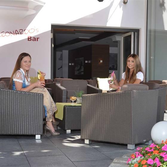 Terrace hotel Unterwirt