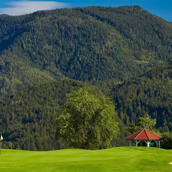 Golfplatz im Chiemgau