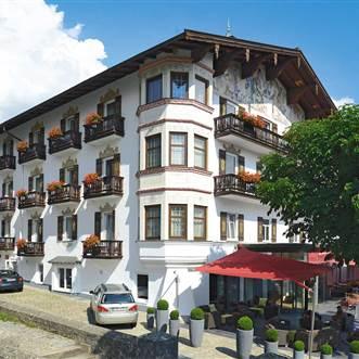 Exterior shot Hotel Unterwirt
