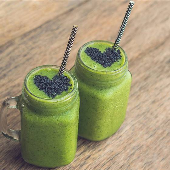 Detox Smoothie im Detail